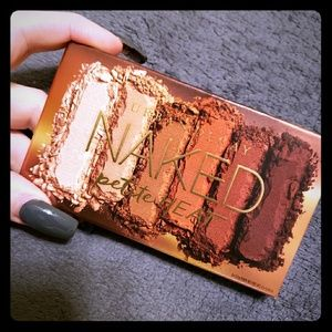 🌟URBAN DECAY NAKED petite HEAT palette NEW🔥🔥🔥